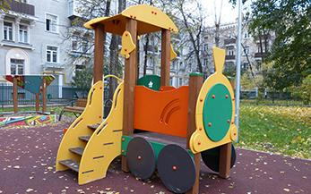 Kinderspielplätze